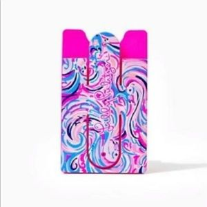 Lilly Pulitzer GWP Phone Card Case